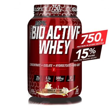 whey protein powder 100% bio-active