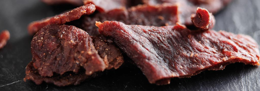 High Protein Oven-Baked-Beef-Jerky