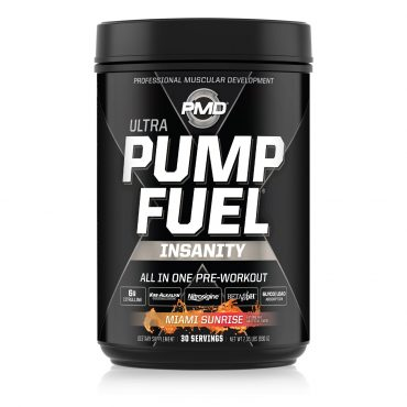 Pump Fuel INSANITY Miami Sunrise